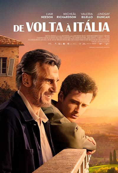 DE VOLTA A ITALIA