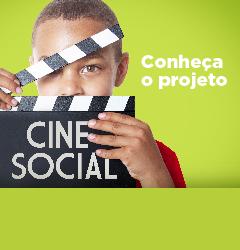 RESERVA CULTURAL E CATRACA LIVRE SÃO PARCEIROS NO PROJETO CINE SOCIAL