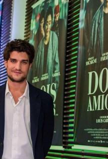 Louis Garrel no Cinema Reserva Cultural São Paulo
