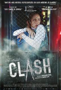 Clash, filme em cartaz no cinema Reserva Cultural São Paulo
