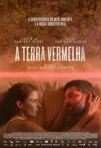 A Terra Vermelha, filme em cartaz no cinema Reserva Cultural São Paulo