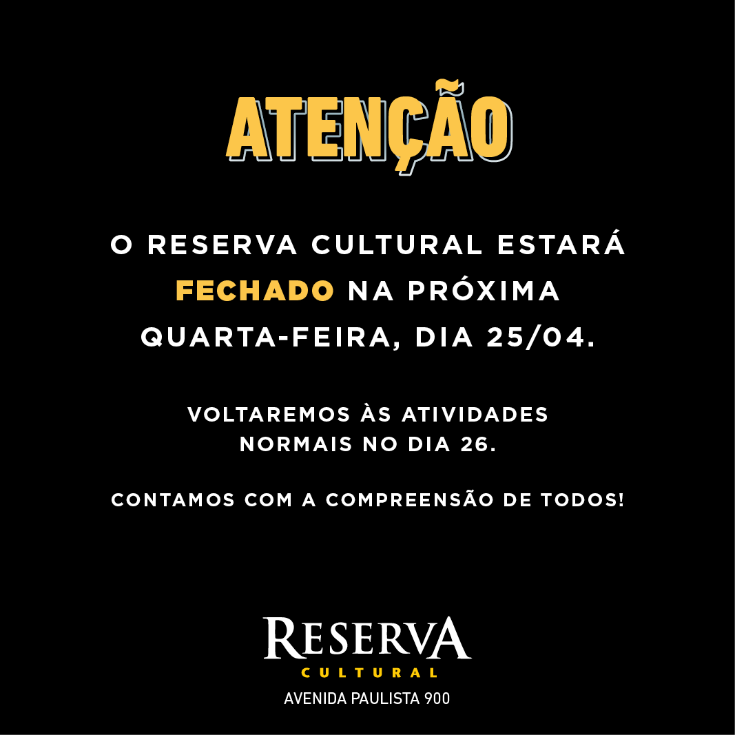 Aviso_Fechamento Cinema_2504